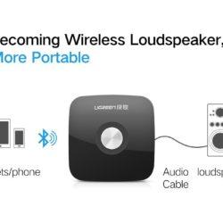 Bluetooth 4.1 AUX приемник UGREEN (10)
