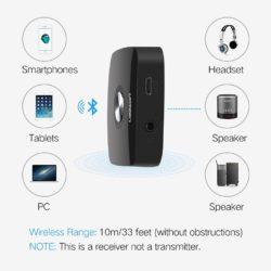 Bluetooth 4.1 AUX приемник UGREEN (11)