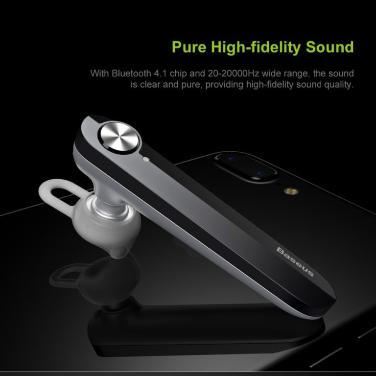 BASEUS гарнитура Bluetooth 4.1. Вид