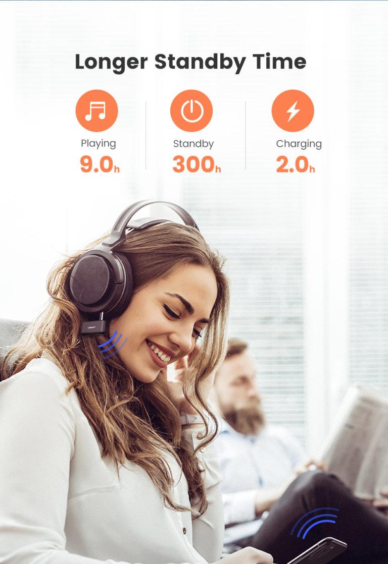 Audio Bluetooth Receiver Ugreen 70304 Kamstore.com.ua (11)