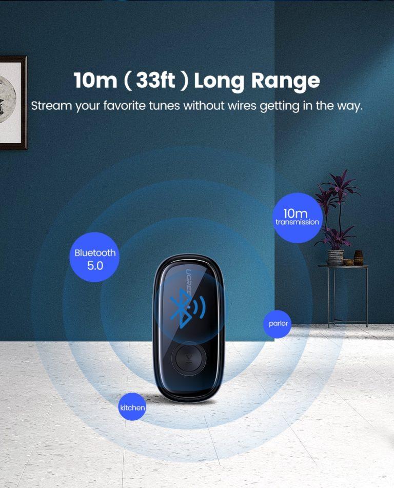 Audio Bluetooth Receiver Ugreen 70304 Kamstore.com.ua (14)