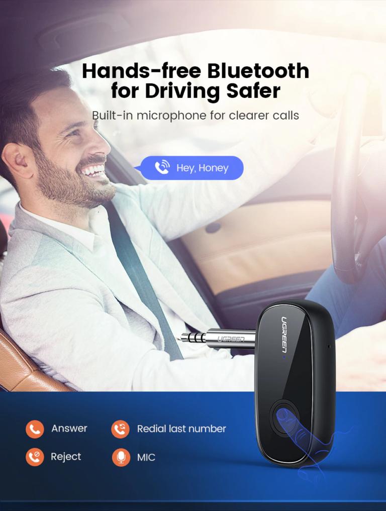 Audio Bluetooth Receiver Ugreen 70304 Kamstore.com.ua (15)