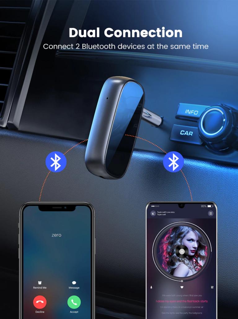 Audio Bluetooth Receiver Ugreen 70304 Kamstore.com.ua (3)