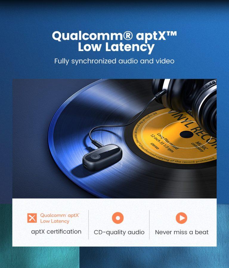Audio Bluetooth Receiver Ugreen 70304 Kamstore.com.ua (7)