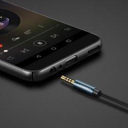 Кабель AUX mini Jack микрофон Ugreen AV118 (40692) удлинитель 2m Kamstore.com.ua