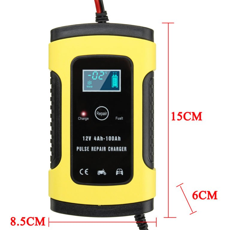 Зарядное для автомобильных аккумуляторов Kamstore.com.ua (25)