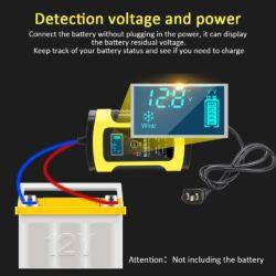 Зарядное для автомобильных аккумуляторов Kamstore.com.ua (8)
