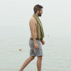 Быстросохнущее полотенце NatureHike NH15A003-P микрофибра Kamstore.com.ua (3)