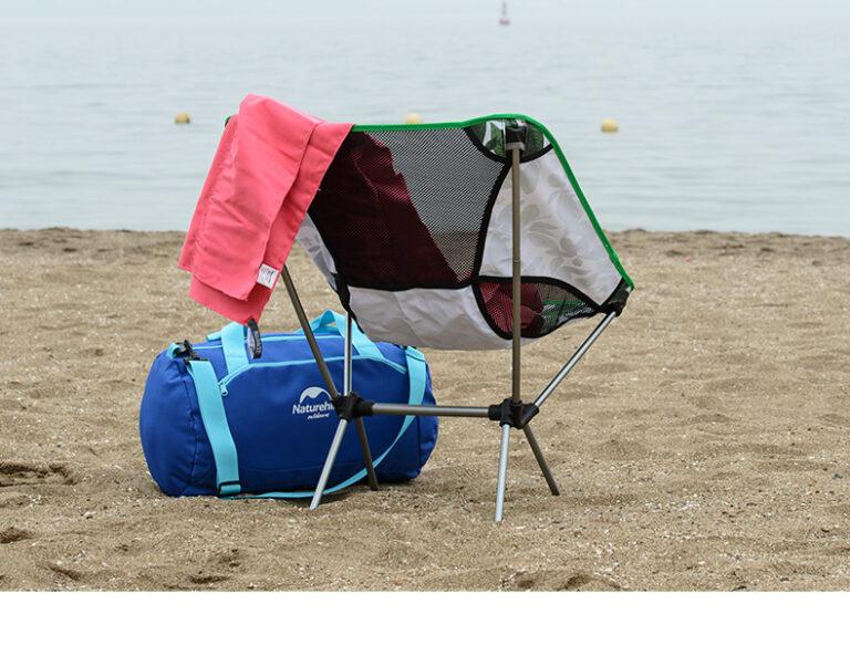 Быстросохнущее полотенце NatureHike NH15A003-P микрофибра Kamstore.com.ua (5)