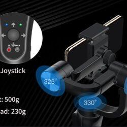 Стабилизатор для телефона стэдикам KEELEAD S5 Gimbal Kamstore.com.ua (10)