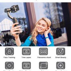 Стабилизатор для телефона стэдикам KEELEAD S5 Gimbal Kamstore.com.ua (11)