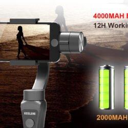 Стабилизатор для телефона стэдикам KEELEAD S5 Gimbal Kamstore.com.ua (13)