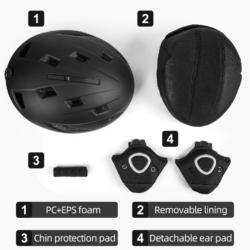 Шлем горнолыжный бордический Copozz Kamstore.com (8)