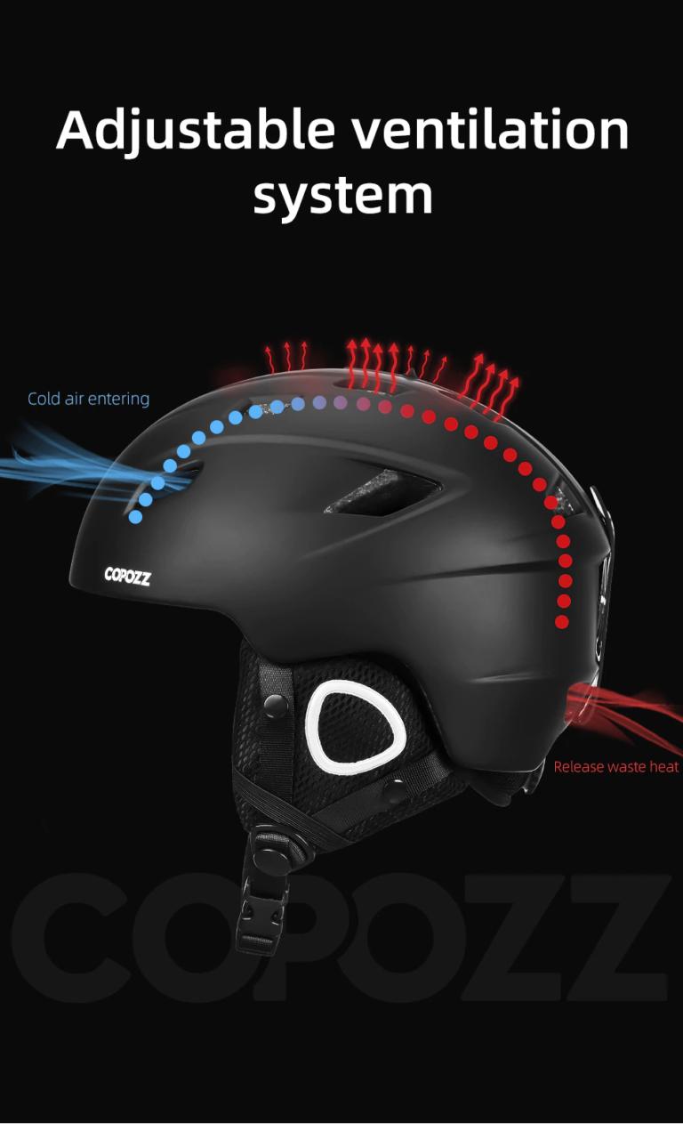 Шлем горнолыжный бордический Copozz Kamstore.com (9)