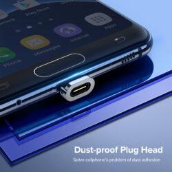 Магнитный кабель Micro USB Ugreen 60207.5