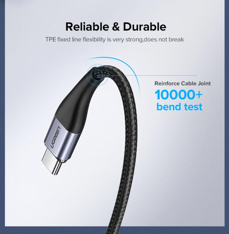 Магнитный кабель Micro USB Ugreen 60207.7