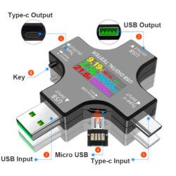 Тестер USB 3.1 Type-C Atorch Kamstore.com.ua (1)