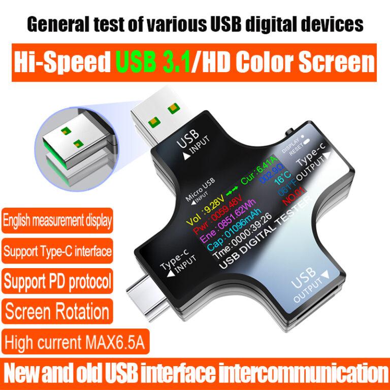 Тестер USB 3.1 Type-C Atorch Kamstore.com.ua (8)