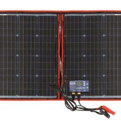 солнечная панель DOKIO 110Вт 12V с контроллером Kamstore.com.ua (15) — копия