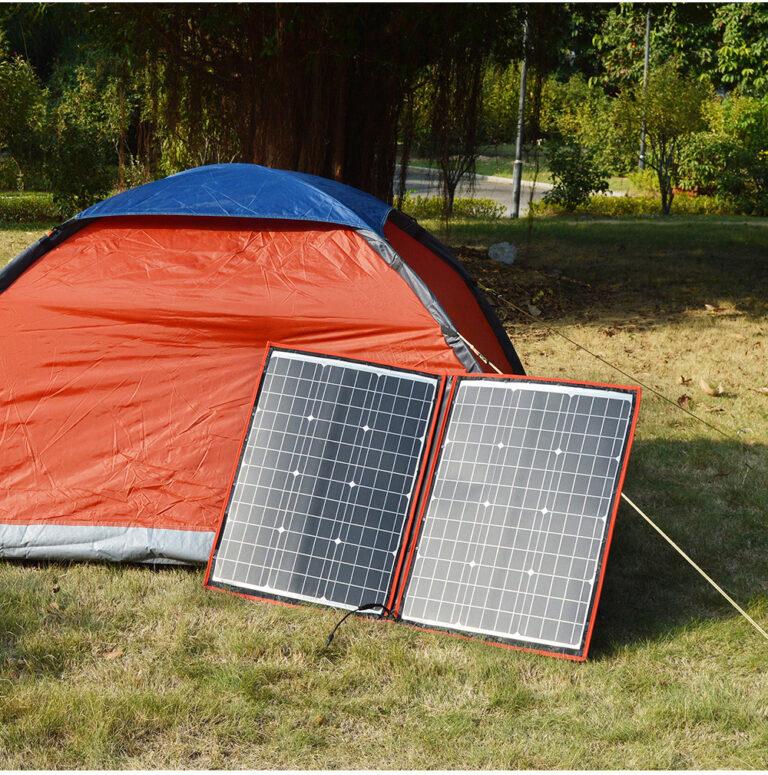 солнечная панель DOKIO 110Вт 12V с контроллером Kamstore.com.ua (19)