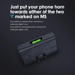 Портативный беспроводной SoundBar для телефона Bleudio MS (22)
