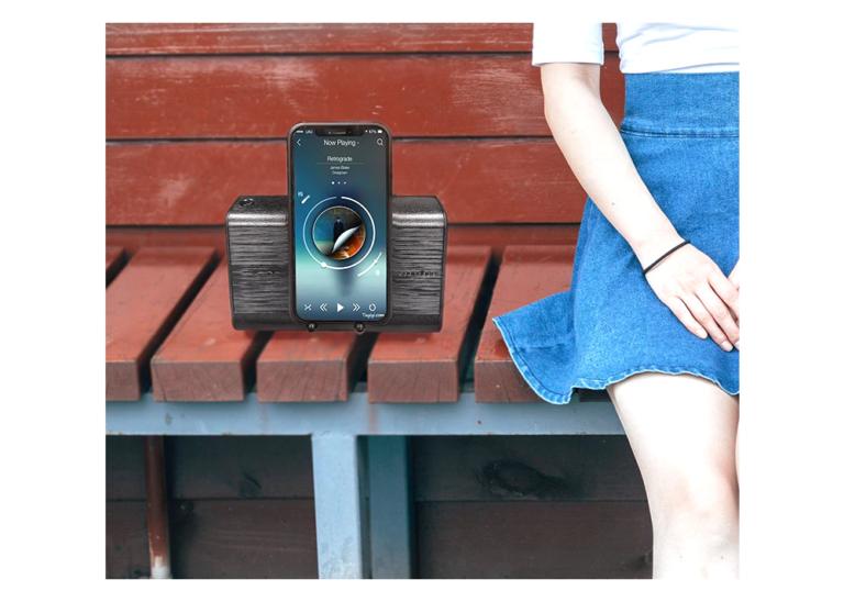 Портативный беспроводной SoundBar для телефона Bleudio MS (25)