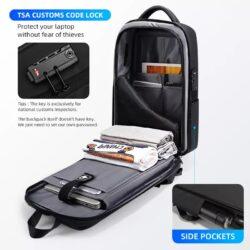 Рюкзак сумка для ноутбука Антивор USB Fenruien 5013 Kamstore.com.ua (1)