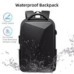 Рюкзак сумка для ноутбука Антивор USB Fenruien 5013 Kamstore.com.ua (4)