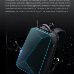 Рюкзак сумка для ноутбука Антивор USB Fenruien 5013 Kamstore.com.ua (6)