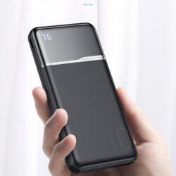 Power Bank Quick Charge 18W PD с LED индикацией KUULAA KL-YD01Q 10000 мАч Black Kamstore.com.ua (11)