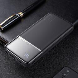 Power Bank Quick Charge 18W PD с LED индикацией KUULAA KL-YD01Q 10000 мАч Black Kamstore.com.ua (19)